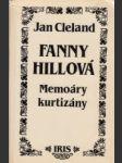 Fanny Hillová. Memoáry kurtizány - náhled