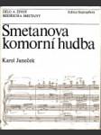 Smetanova komorní hudba - náhled