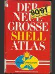 Der Neue Grosse Shell Atlas 90/91 - náhled