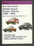 Škoda Favorit, Forman, Pick-up - náhled