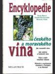 Encyklopedie českého a moravského vína - náhled