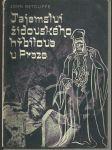Tajemství židovského hřbitova v Praze - náhled
