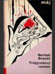 Trojgrošový román - náhled