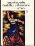 Encyklopedie českého výtvarného umění - náhled