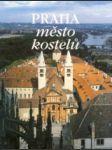 Praha mesto kostelů - náhled