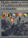 Hrady, zámky a tvrze v Čechách, na Moravě a ve Slezku IV. - náhled