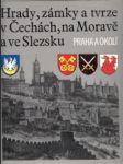 Hrady, zámky a tvrze v Čechách, na Moravě a ve Slezsku VII. Praha a okolí - náhled