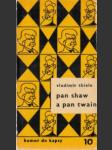 Pan Shaw a pan Twain - náhled