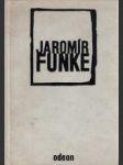 Jaromír Funke.Fotografie - náhled