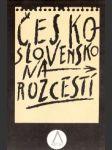 Československo na rozcestí - náhled