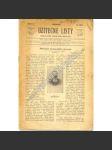 Užitečné listy, č. 3. 1904 - náhled