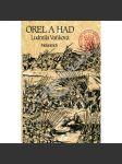 Orel a had - náhled