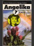 Angelika 7. - Angelika a nový svet - náhled
