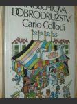 Pinocchiova dobrodružství - náhled