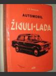 Automobil Žiguli - Lada - náhled