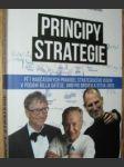 Principy strategie - náhled