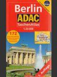 Berlin Taschen Atlas - náhled