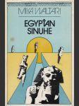 Egypťan Sinuhe - slovensky - náhled