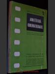 Amatérská kinematografie, č. 1 - 12 - náhled
