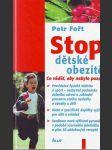 Stop dětské obezitě - náhled