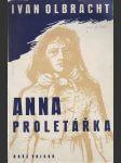 Anna proletářka - náhled
