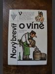 Nový brevíř o víně - náhled