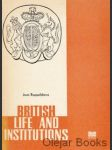 British Life and Institutions - náhled
