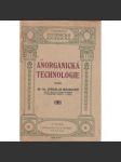 Anorganická technologie - náhled