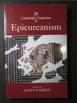 The Cambridge Companion to Epicureanism - náhled