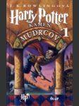 Harry Potter a Kameň mudrcov 1. - náhled