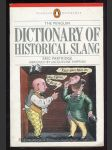 The Penguin Dictionary of Historical Slang - náhled
