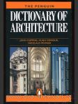 The Penguin Dictionary of Architecture - náhled
