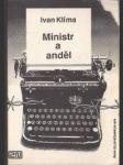 Ministr a anděl - náhled
