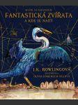 Fantastická zvířata - ilustrované vydání - náhled