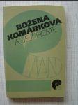 Božena Komárková a její hosté - eseje a rozhovory - náhled