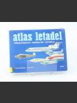 Atlas letadel - náhľad