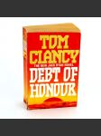 Debt of honor Tom Clancy - náhled