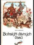 Bohatýři dávných časů (lidové eposy národů Sovětského svazu) - náhled