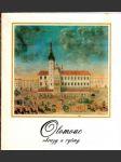 Olomouc - obrazy a rytiny - náhled