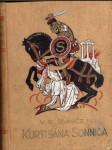 Kurtisána Sonnica(román z dob Hannibalových) - náhled