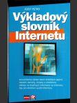 Výkladový slovník internetu - náhled