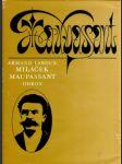 Miláček Maupassant - náhled