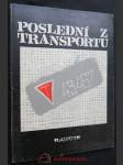 Poslední z transportu (Jazzpetit č. 16) - náhled
