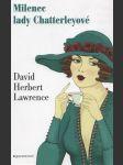 Milenec lady Chatterleyové  - náhľad