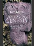 Tajemství genesis, Bylo to ukryté 10 000 let Mělo to tak zůstat… - náhľad
