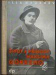 Život a příhody Maksima Gorkého - náhled