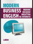 Modern Business English in E-Commerce - Moderní obchodní angličtina na internetu - náhled