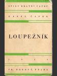 Loupežník (6. vydání, 1939) - náhled