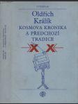 Kosmova kronika a předchozí tradice - náhled