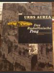 Urbs Aurea, Das Rudolfinische Prag - náhled